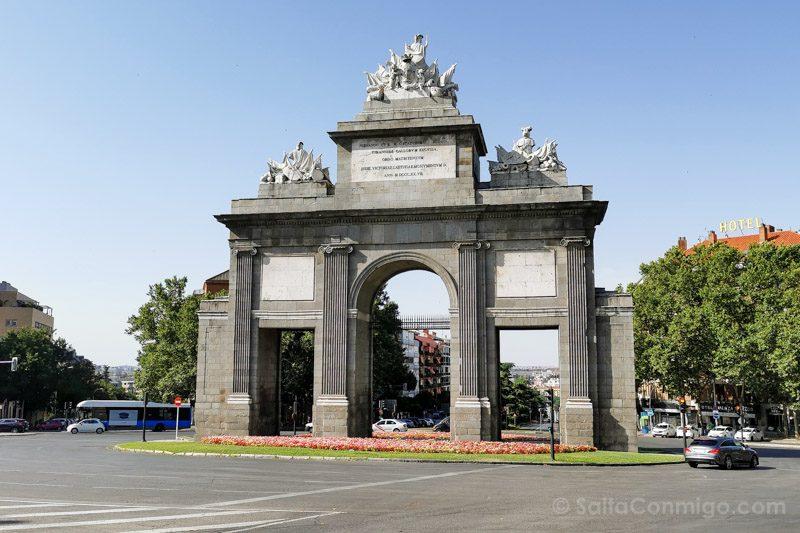 Barrio La Latina Puerta Toledo