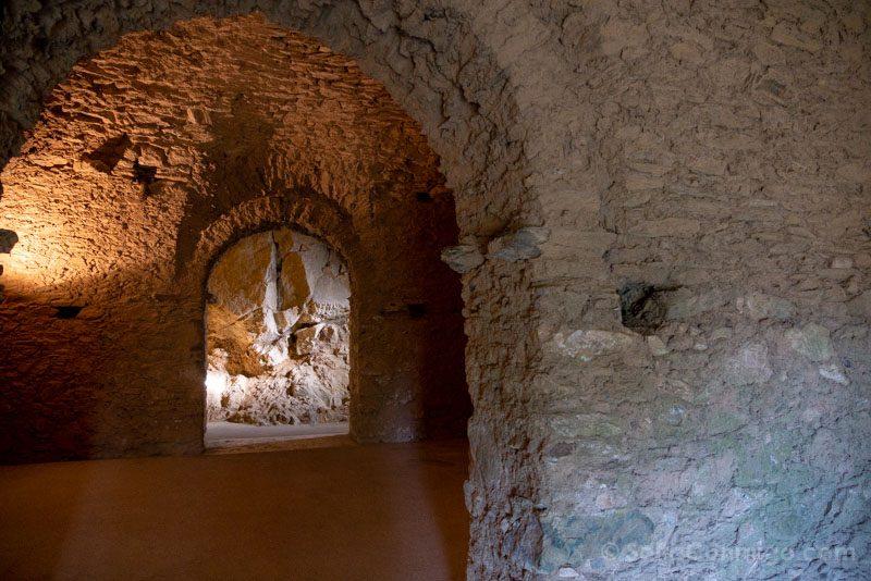 Monasterio Sant Pere Rodes Bodega