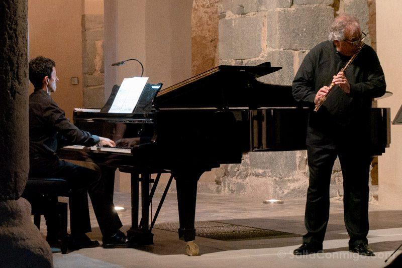 Monasterio Sant Pere Rodes Festival Musica