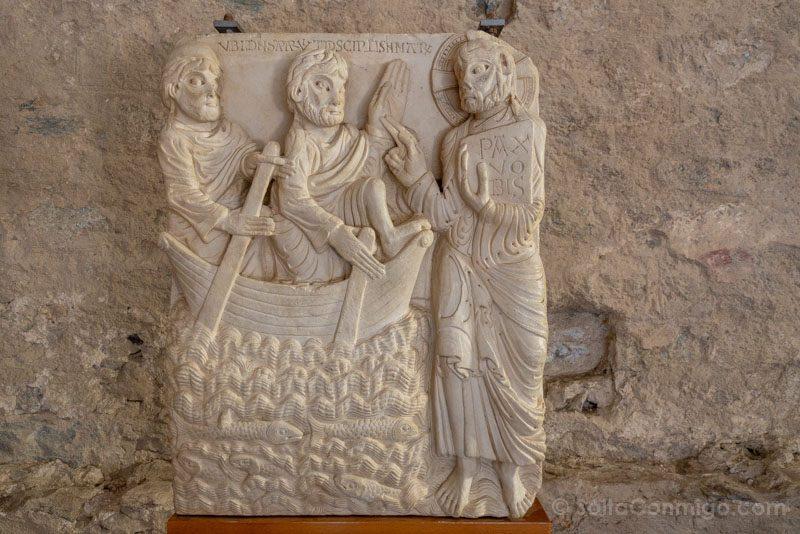 Monasterio Sant Pere Rodes Maestro Cabestany