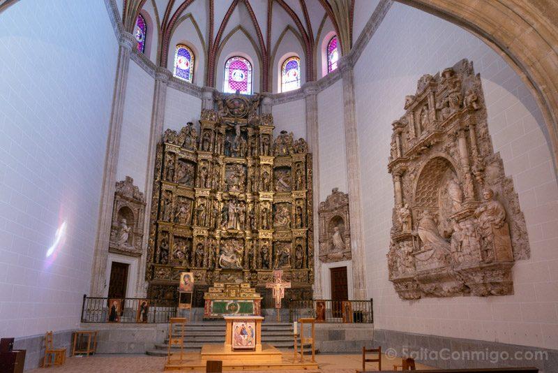 Que Ver En La Latina Capilla del Obispo Interior