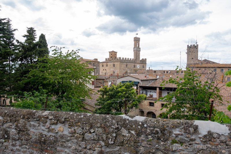 Que Ver En Volterra Toscana Vista Panoramica