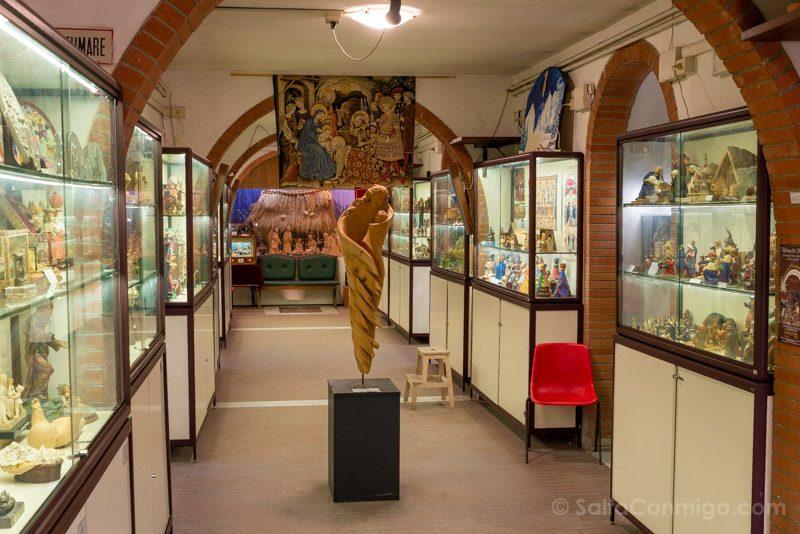 Belenes en Roma Museo Presepio Angelo Stefanucci