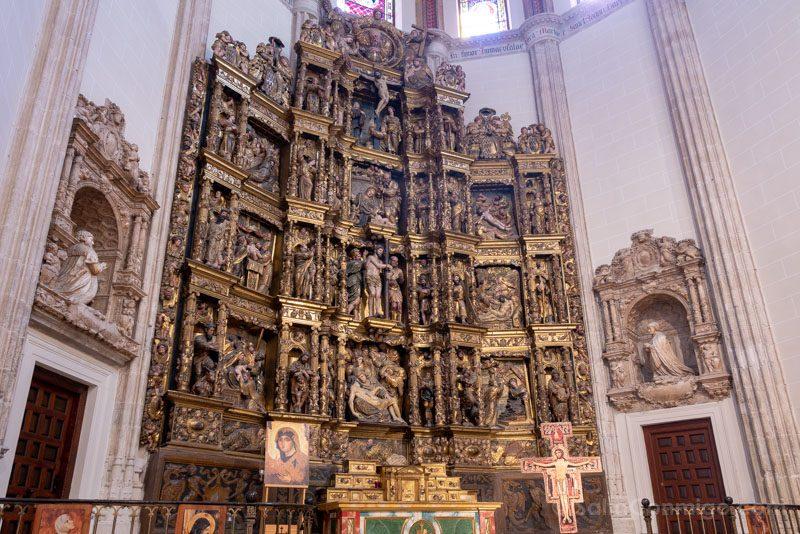 Capilla del Obispo Retablo Lateral