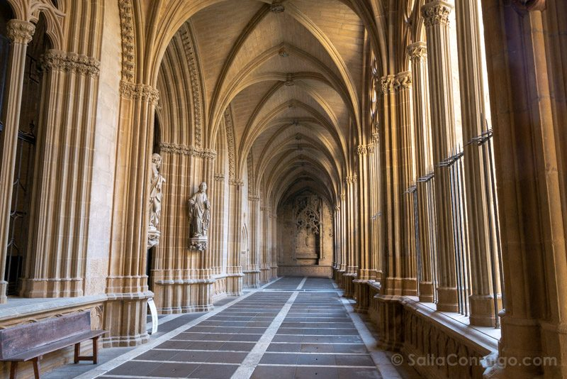 Catedral de Pamplona Claustro