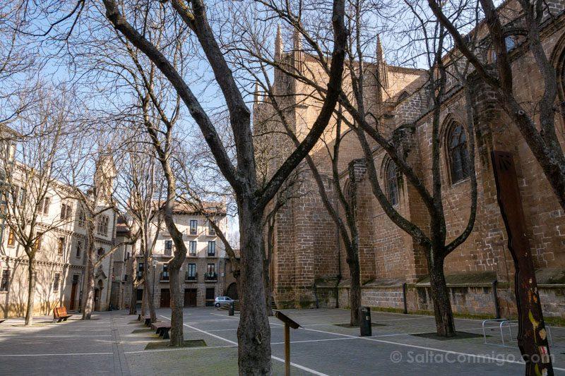 Catedral de Pamplona Plazuela San Jose