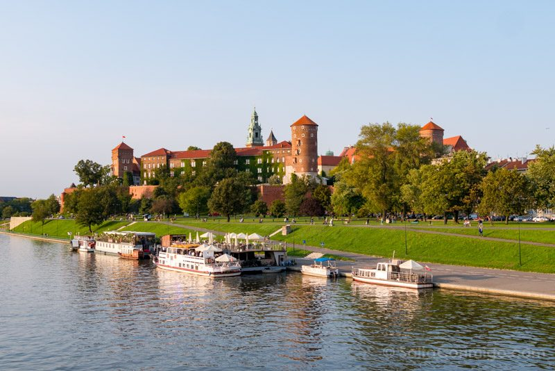 Consejos viajar Cracovia Castillo