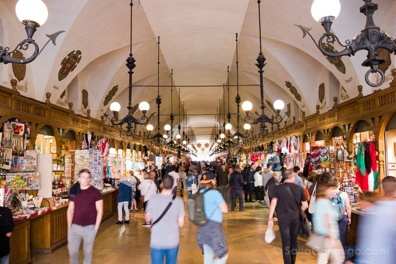 Consejos viajar  Cracovia Mercado Panos