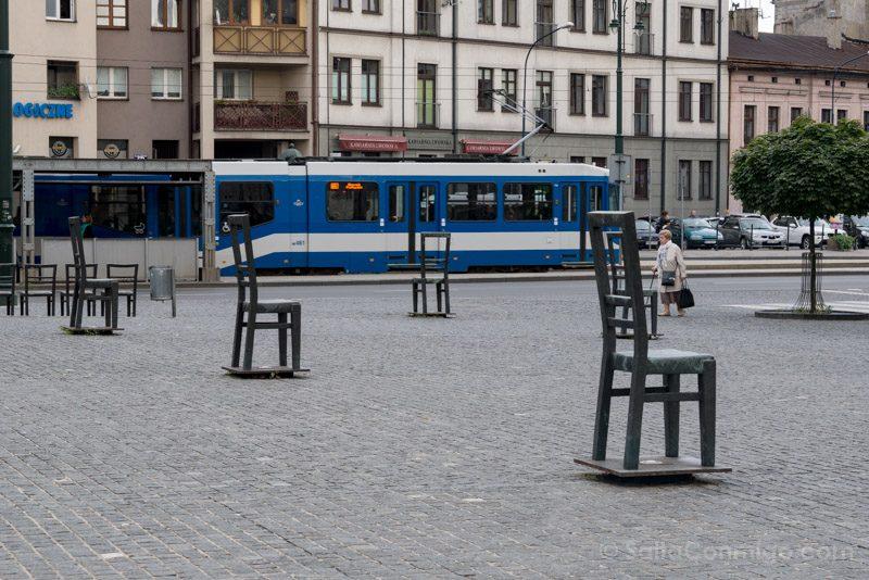 Consejos viajar Cracovia Tranvia