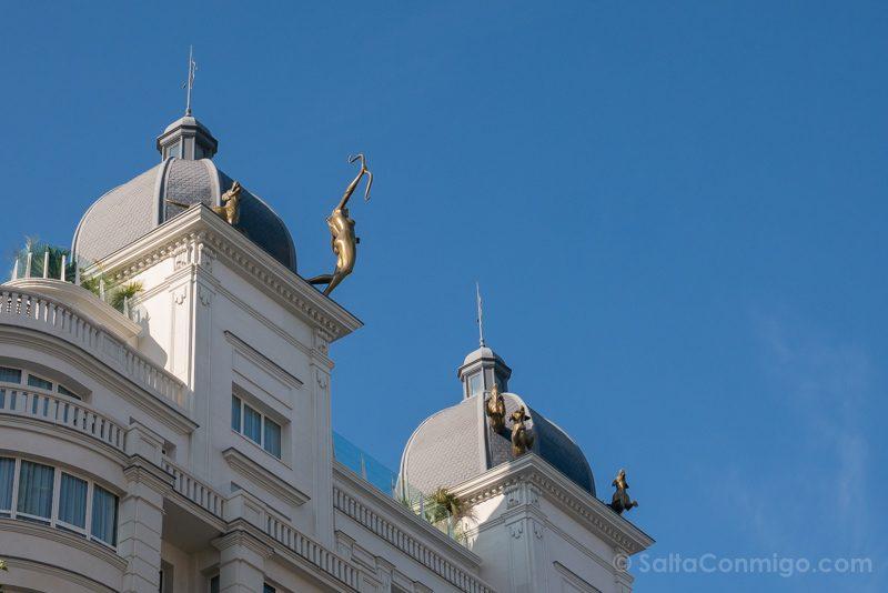 Fin de semana en Madrid Gran Via Atenea