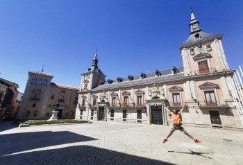 Fin de semana en Madrid Plaza Villa Salto