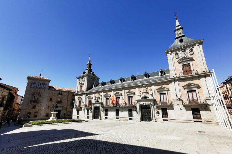 Fin de semana en Madrid Plaza Villa