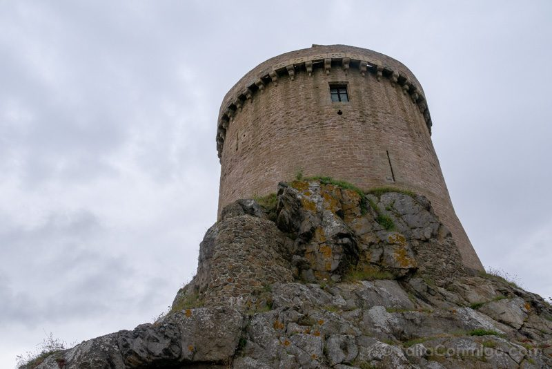 Fuerte La Latte Bretana Torre