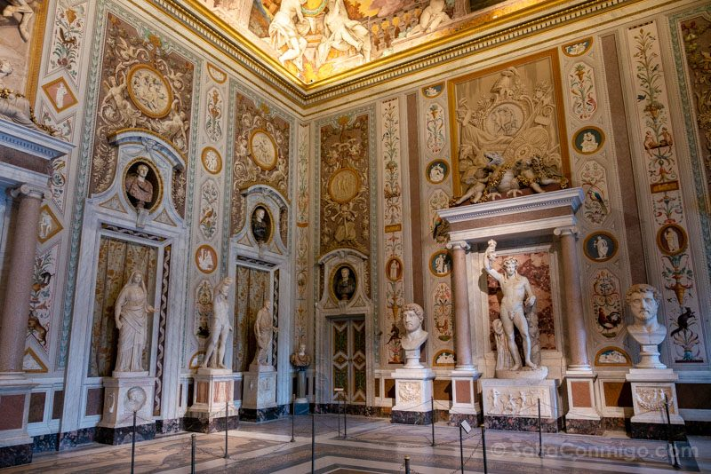 Galeria Borghese Escultura Clasica