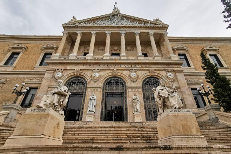 Goya Madrid Biblioteca Nacional