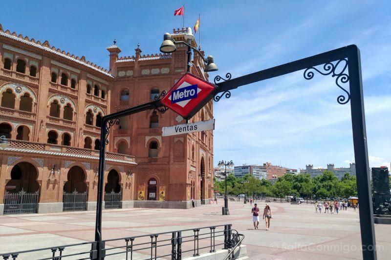 Goya Madrid Las Ventas