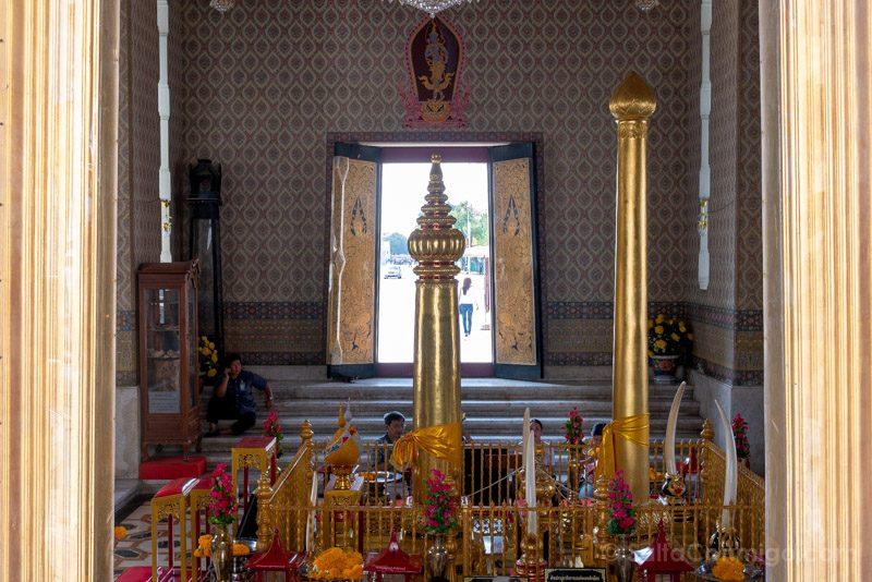 Que Ver En Bangkok Lak Meuang