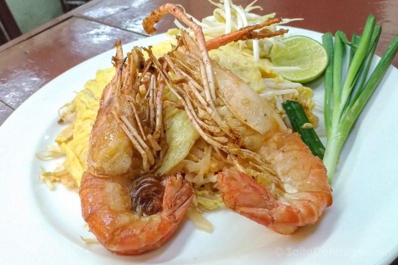 Que Ver En Bangkok Pad Thai