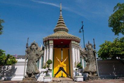 Que Ver En Bangkok Wat Pho Salto