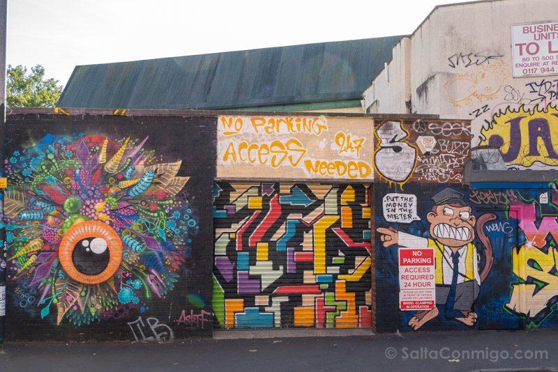 Ruta Grafiti Bristol Asktf