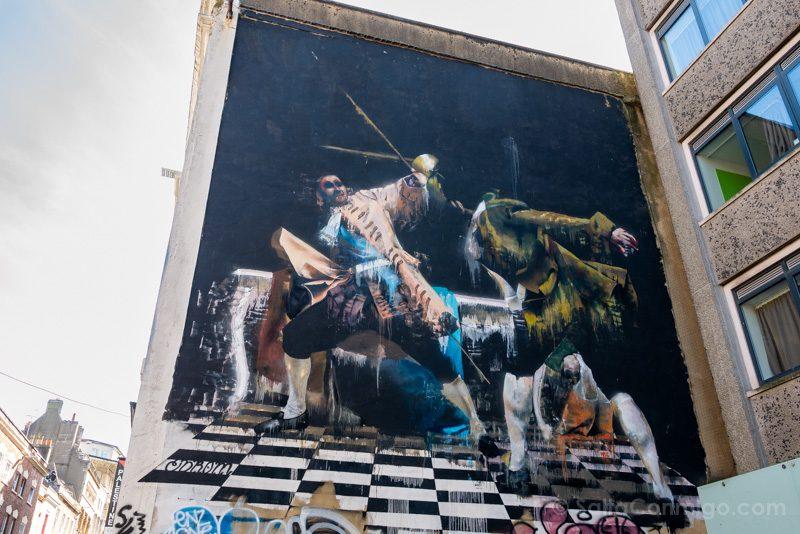 Ruta Grafiti Bristol Conor Harrington