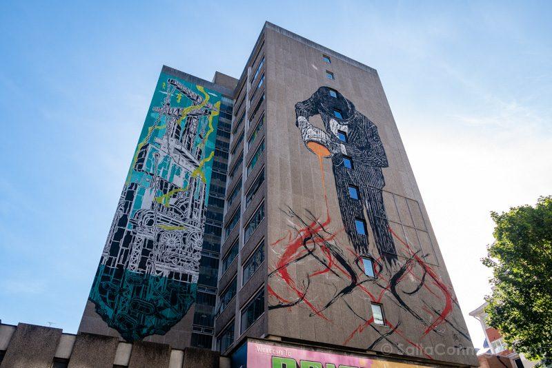 Ruta Grafiti Bristol Gran Formato