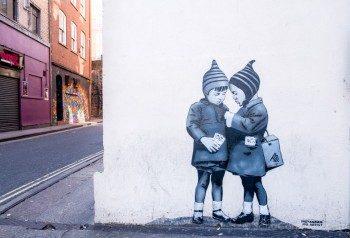 Ruta Grafiti Bristol JPS The Big Deal