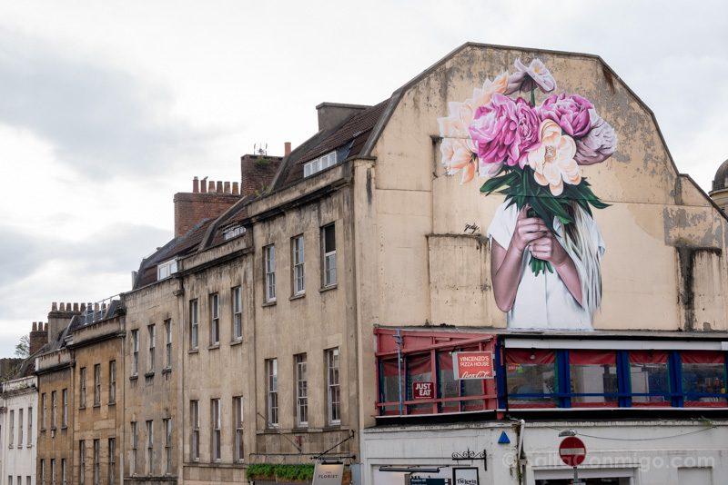 Ruta Grafiti Bristol Park St