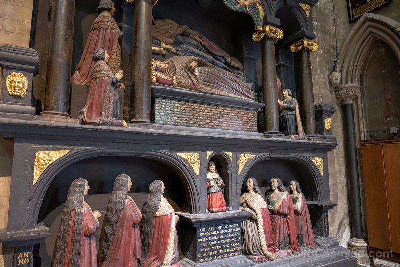 Catedrales Dublin San Patricio Interior Boyle