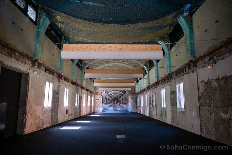 Hospital Santa Creu Sant Pau Modernista Pabellon Purisima