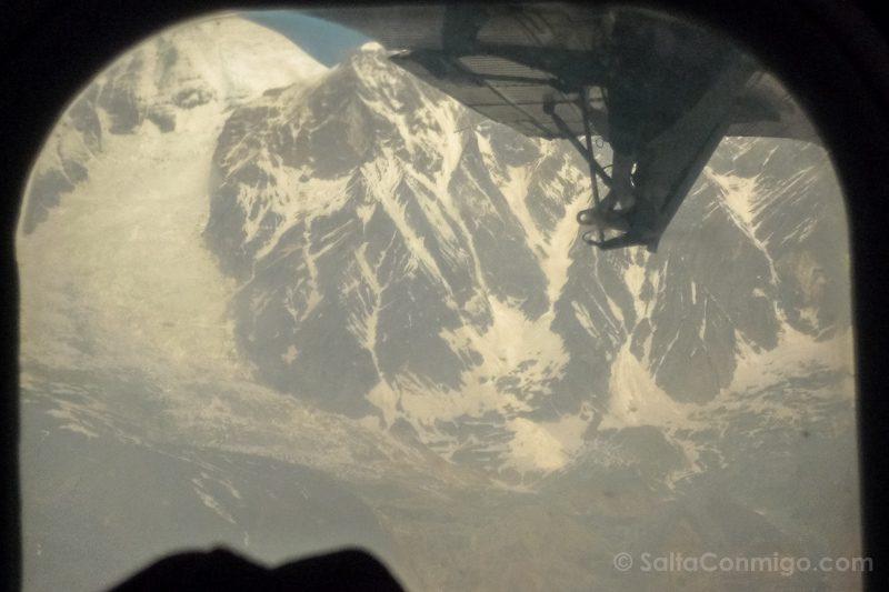 Momentos Viaje Avioneta Annapurna