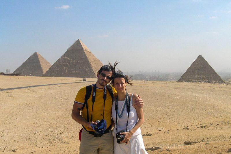 Momentos Viaje Piramides Egipto