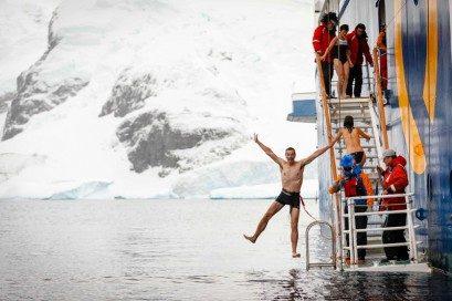 Momentos Viaje Polar Plunge JAAC