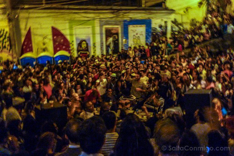 Momentos Viaje Rio De Janeiro SambaNa Rua