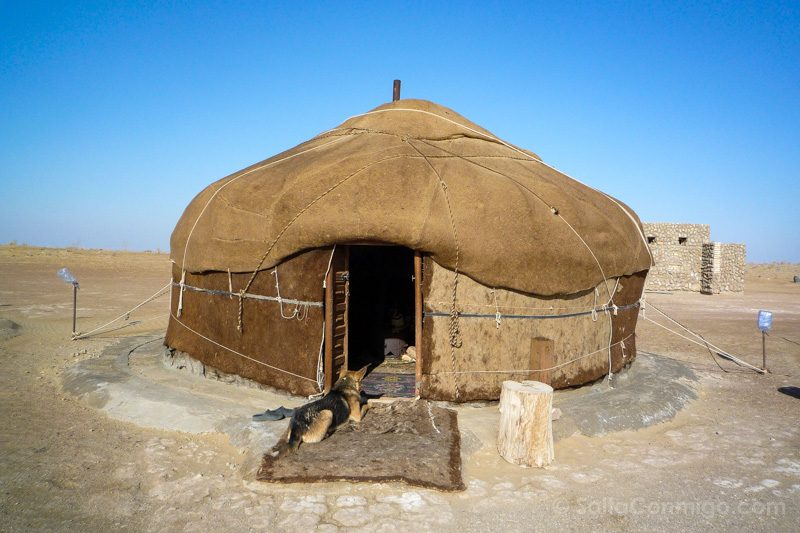 Momentos Viaje Yurta Uzbekistan