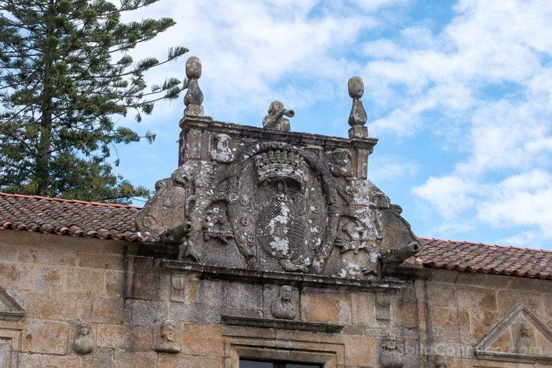 Palacio Fefinanes Pazo Fefinans Escudo