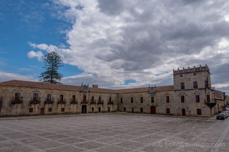 Palacio Fefinanes Pazo Fefinans Plaza