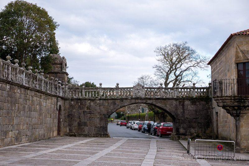 Palacio Fefinanes Pazo Fefinans Puente Arco