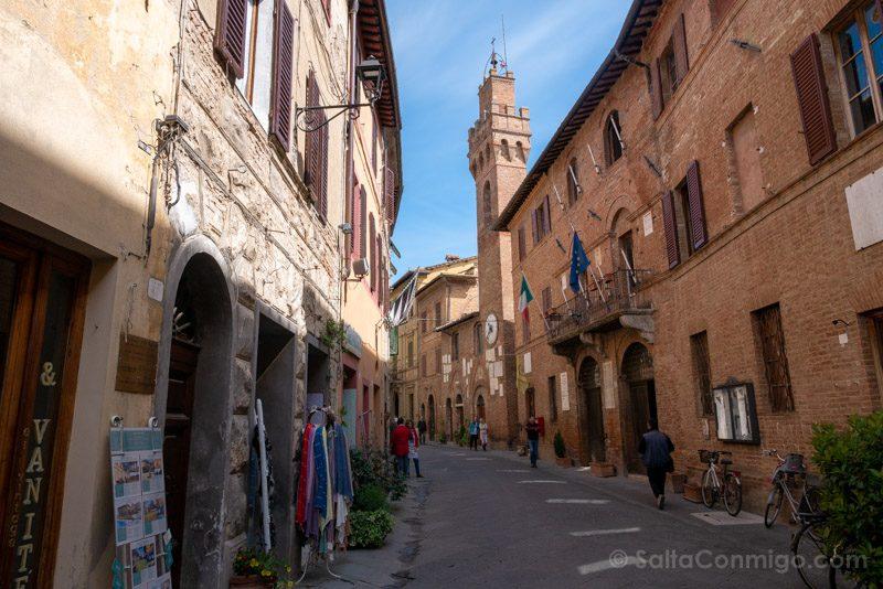 Pueblos Toscana Buonconvento