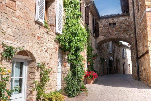 Pueblos Toscana Murlo