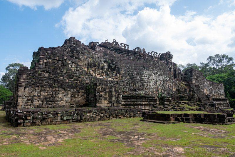 Que Ver en Angkor Thom Baphuon Buda Reclinado
