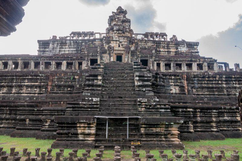 Que Ver en Angkor Thom Baphuon Monte Meru