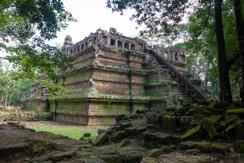 Que Ver en Angkor Thom Phimeanakas
