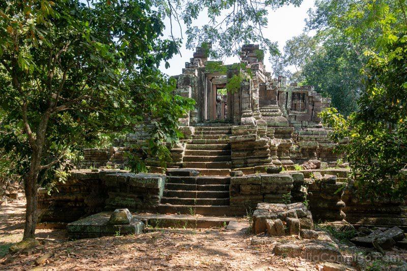 Que Ver en Angkor Thom Preah Pithu