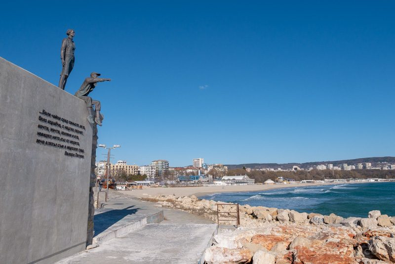 Que Ver en Varna Bulgaria Puerto Espera