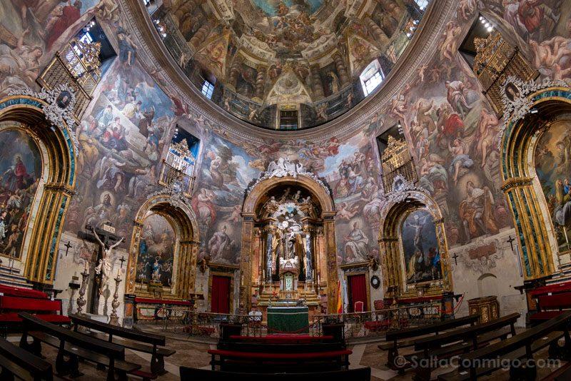 San Antonio Alemanes Madrid Altar Ojo Pez