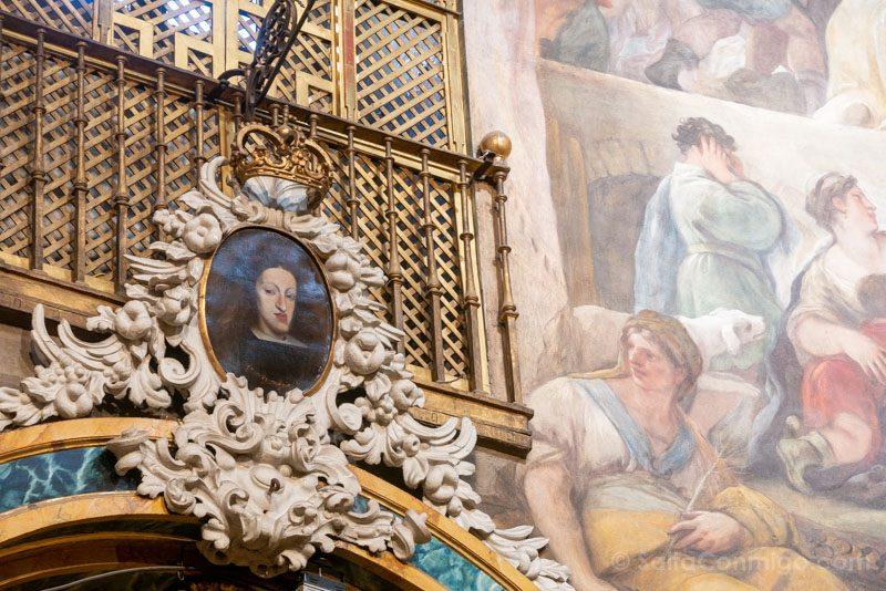 San Antonio Alemanes Madrid Carlos II