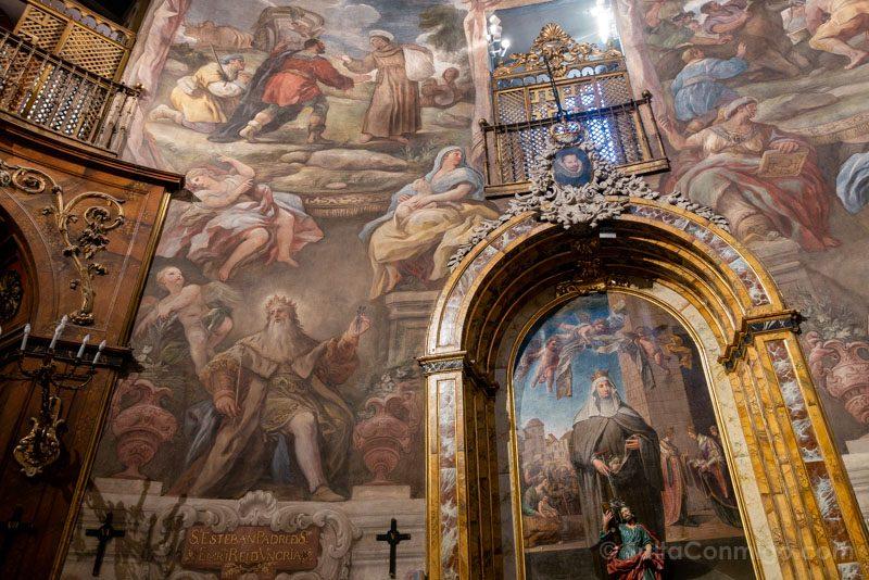 San Antonio Alemanes Madrid Frescos Vertical