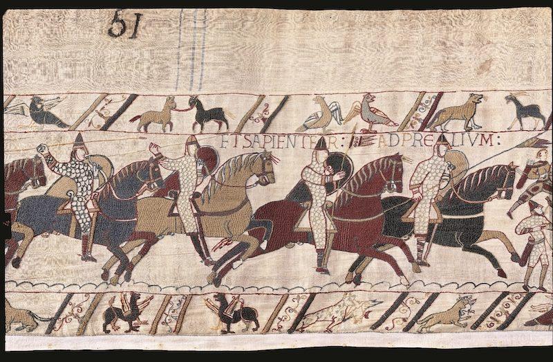 Tapisserie de Bayeux Bayeux Museum