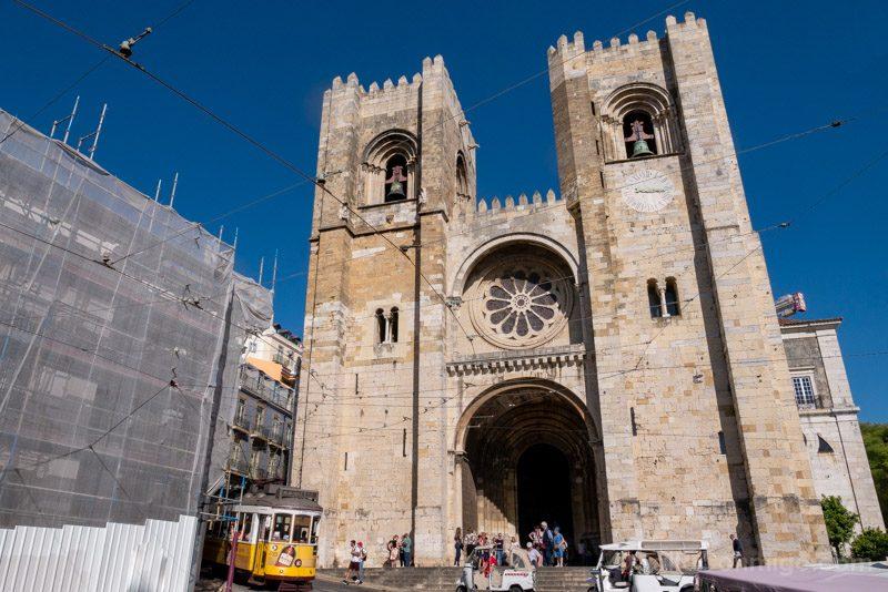 Tranvia 28 Lisboa Fachada Se